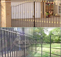 Iron Railings and Gates