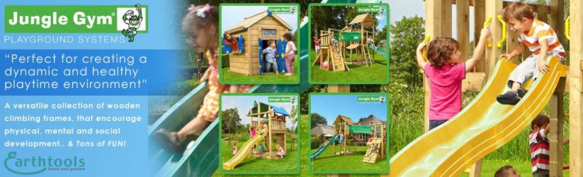Kids Wooden Play Forts