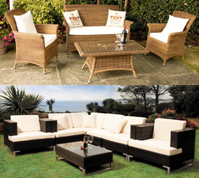 Rattan Furniture dining sets