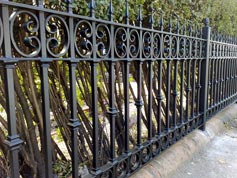 City Town Heavy Duty Decorative Railings