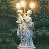 Stone Garden Lamps and Lanterns