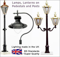 Lanterns, Lamp Posts