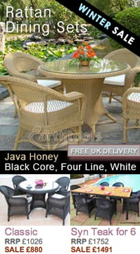 See also Rattan Dining Sets