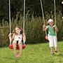 Garden fun toys and kids playgrounds, swings, forts - leisure products