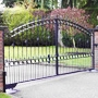 Ironwork products - Iron Arch Top Gates