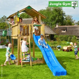 Jungle Gym Chalet - Kids Garden Playground