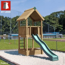 Hyland - Commercial Garden Playgrounds for Kids